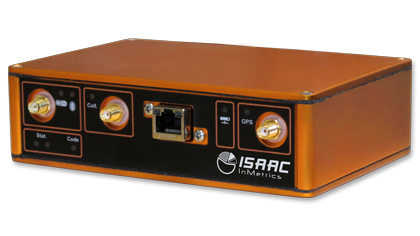 ISAAC InMetrics telemetry recorder