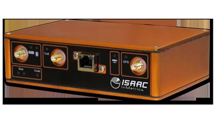 Enregistreur de télémétrie d'ISAAC InMetrics