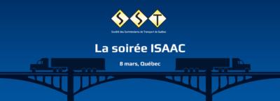 La soirée ISAAC de la SST de Qéébec