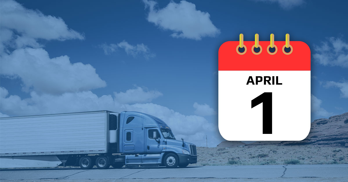 Eld Mandate Law Strictly Enforced Starting April 1st Isaac Instruments