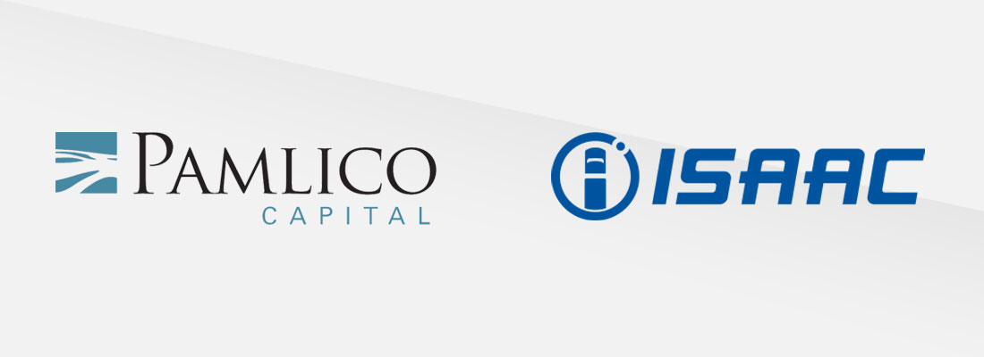 Pamlico Capital and ISAAC Instruments logo